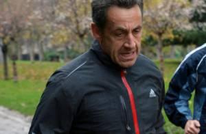 Nicolas Sarkozy se refait une santé quand son fils fait nuit blanche à Madrid