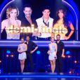Lorie éliminée de Danse avec les stars 3 le samedi 24 novembre 2012 sur TF1