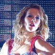 Lorie danse sur Vogue de Madonna avec Christian Millette dans Danse avec les stars 3 le samedi 24 novembre 2012 sur TF1