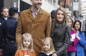 Juan Carlos Ier à l'hôpital : Sofia, Letizia et les enfants à son chevet