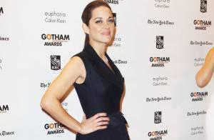 Marion Cotillard : Glamour et honorée aux Gotham Independent Film Awards