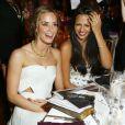 Emily Blunt et Luciana Baroso lors de la soirée de remise de prix des Gotham Independent Film Awards à New York le 26 novembre 2012.