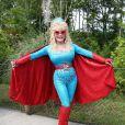 Dolly Parton dans son parc d'attractions Dollywood à Pigeon Forge dnas le Tennessee, le 16 juin 2012.