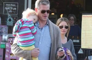 Rebecca Gayheart et Eric Dane : Double virée shopping avec leur fille Billie