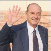 Jacques Chirac célèbre ses 80 ans entouré de ses deux filles et de sa famille