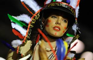 Gucci Masters: La squaw Charlotte Casiraghi impose son style, les stars délirent