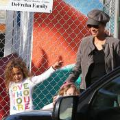 Halle Berry : Sourire retrouvé et tendre moment avec Nahla