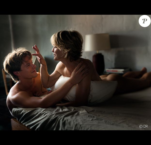 Image du film Two Mothers d'Anne Fontaine avec Robin Wright, nue