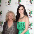 Carole King et Katy Perry le 4 décembre 2012 à Los Angeles.