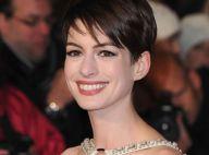 Anne Hathaway affirme son bonheur de mariée et rêve de devenir maman