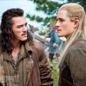 Orlando Bloom : Le retour de Legolas dans la première image du Hobbit 3