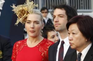 Kate Winslet, amoureuse, joue les ambassadrices de charme à Hong Kong