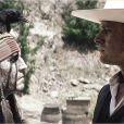 Johnny Depp et Armie Hammer dans Lone Ranger.