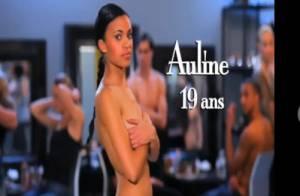 Miss Prestige National 2013 - Auline Grac, topless dans Génération Mannequin