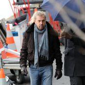Kevin Costner et sa ''fille'' Hailee Steinfeld à Paris pour Luc Besson