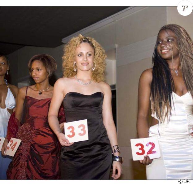 Maeva participe Miss Black France 2008