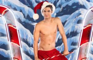Glee : Chord Overstreet et Darren Criss, torses nus, pour réchauffer l'hiver