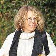Exclusif - La thérapeute Adrien Survol Rivin à Los Angeles, le 17 décembre 2012.