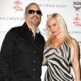Ice-T et sa femme Coco lors de la projection du film 2 Days in New York. New York, le 8 août 2012.