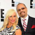 Coco et Ice-T lors de la conférence de presse de la chaîne télévisée E! au Gotham Hall. New York, le 30 avril 2012.