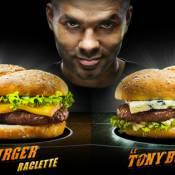 Tony Parker : Le meneur des Spurs roi du burger