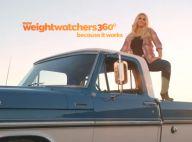 Jessica Simpson : Belle et amincie pour une nouvelle pub Weight Watchers