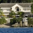 Rihanna en vacances dans une villa à la Barbade, le 19 decembre 2012