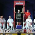 Laure Manaudou lors des championnats de France de Dunkerque le 23 mars 2012