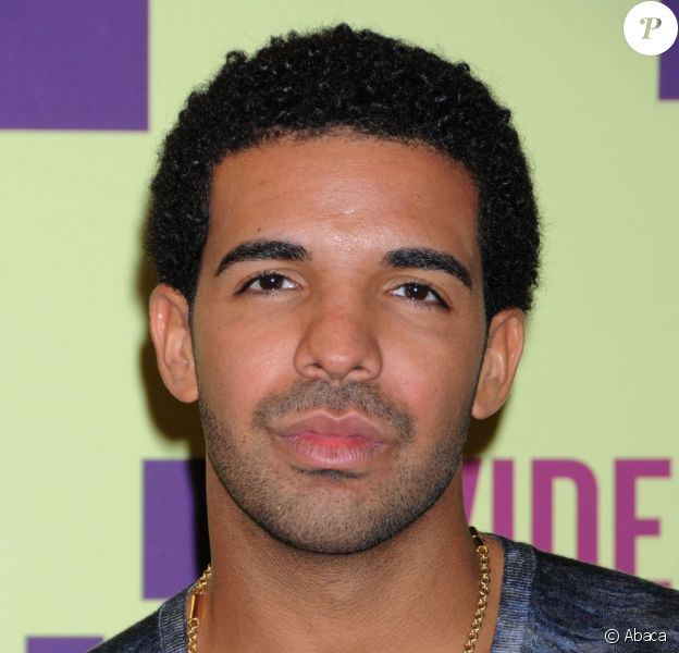 Drake lors des MTV Video Music Awards au Staples Center. Los Angeles, le 6 septembre 2012.