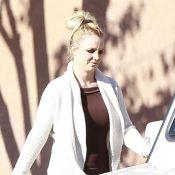 Britney Spears : Bientôt virée du X Factor US, elle se réconforte en famille