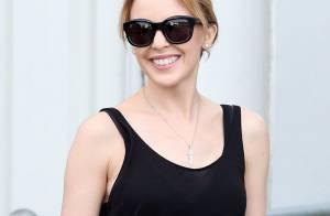 Kylie Minogue : Réveillon en Australie avec son amoureux Andres Velencoso