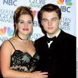 Kate Winslet et Leonardo DiCaprio en 1998
