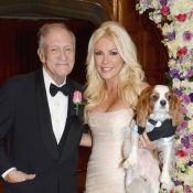 Hugh Hefner : Le ''Playboy'' de 86 ans a épousé Crystal Harris, 26 ans