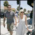 Tori Spelling et Dean McDermott, un couple amoureux et sans les enfants !