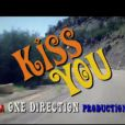 Les One Direction, dans leur nouveau clip Kiss You, issu de l'album Take me home, sorti le 13 novembre 2012.