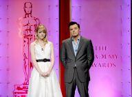 Oscars 2013 : Une sublime Emma Stone pour dévoiler les heureux nommés avec Ted