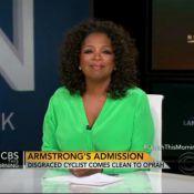 Oprah Winfrey ''épuisée'': Révélations sur l'interview vérité de Lance Armstrong