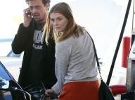 Mischa Barton : Sortie au naturel avec son petit ami Sebastian Knapp