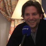 Bradley Cooper, prêt à devenir papa : ''Des enfants en France, à 40 ans''