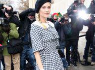 Diane Kruger et Inès de la Fressange, beautés parisiennes chez Chanel