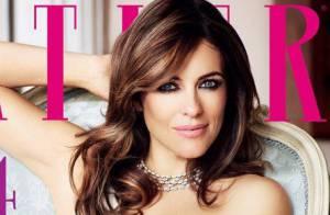 Elizabeth Hurley : A 47 ans, la ravissante actrice rêve d'un deuxième mariage