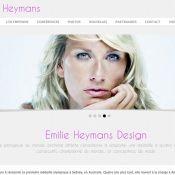 Emilie Heymans : La jolie plongeuse fait le grand saut dans la mode