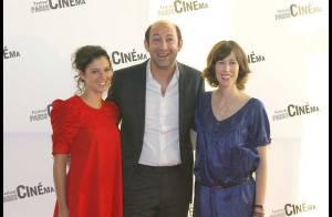 PHOTOS : Kad Merad et Mélanie Bernier, l'humour et le glamour en duo !