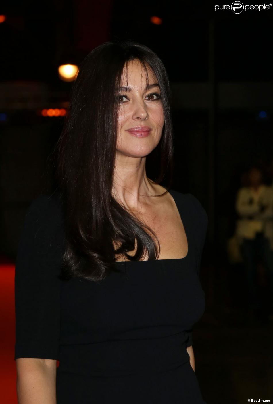 monica bellucci la projection du film l 39 epouvantail de jerry schatzberg lors de la soir e d. Black Bedroom Furniture Sets. Home Design Ideas