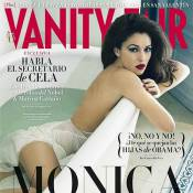 Monica Bellucci : Topless et diablement sexy pour Vanity Fair