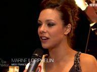 Marine Lorphelin : Sexy et euphorique dans les coulisses des NRJ Music Awards !