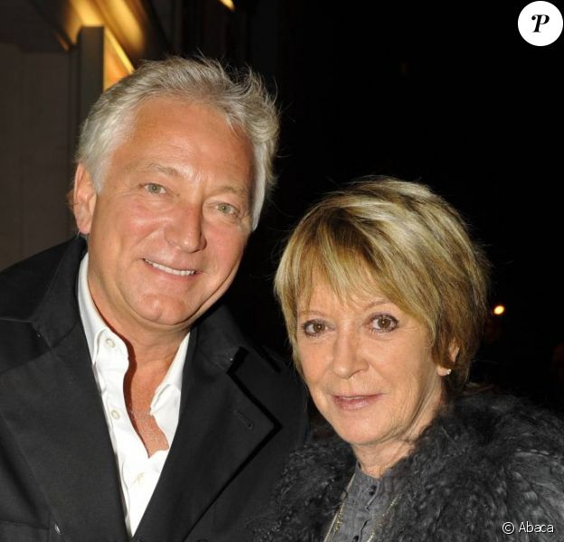 Alice Dona et Laurent Boyer à Paris, le 27 septembre 2010.