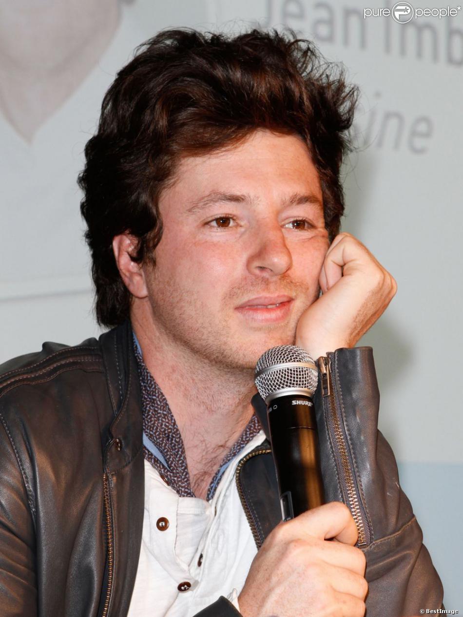 Jean Imbert à Paris le 13 juin 2012.