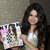 Selena Gomez : Sexy cover girl pour Nylon aux côtés d'Ashley Tisdale