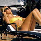 Candice Swanepoel : Plage et yacht pour l'irrésistible Ange de Victoria's Secret